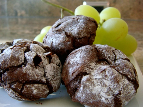 Mum S Gluten Free Brownie Cookies Sarah Kim Bonner