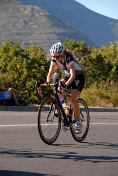 2012: My life begins to revolve around the racing calendar...