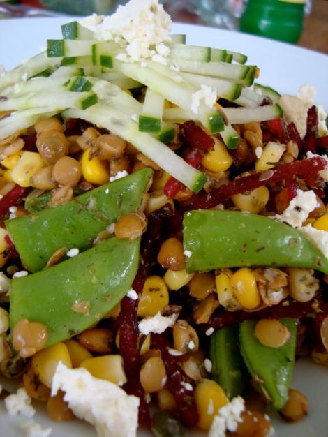 Lentil Love Salad