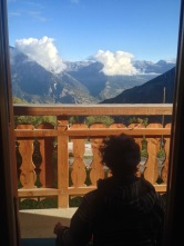 Heaven on Earth is in Switzerland.